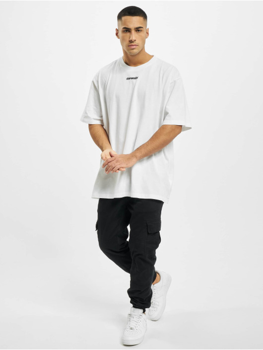 Off-White T-paidat Marker S/S valkoinen