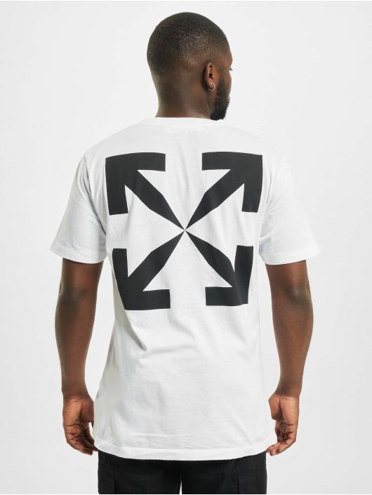 Off-White T-paidat Monalisa valkoinen
