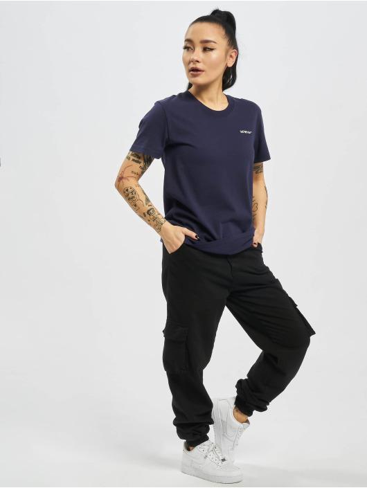 Off-White t-shirt Skeleton Casual blauw