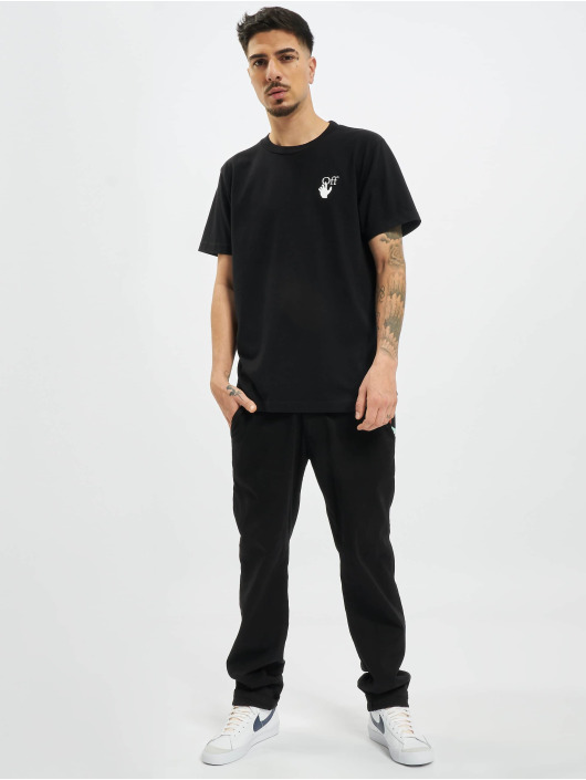 Off-White T-Shirt Off noir