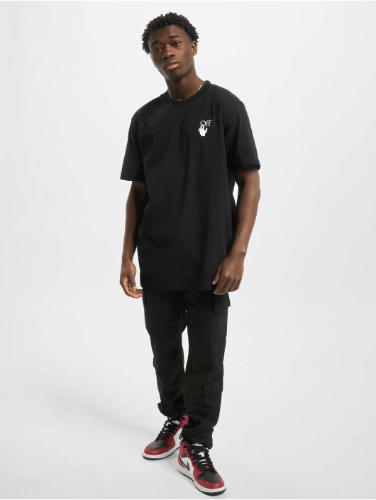 Off-White T-Shirt Agreement S/S noir