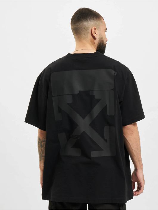 Off-White T-Shirt Tech Marker noir