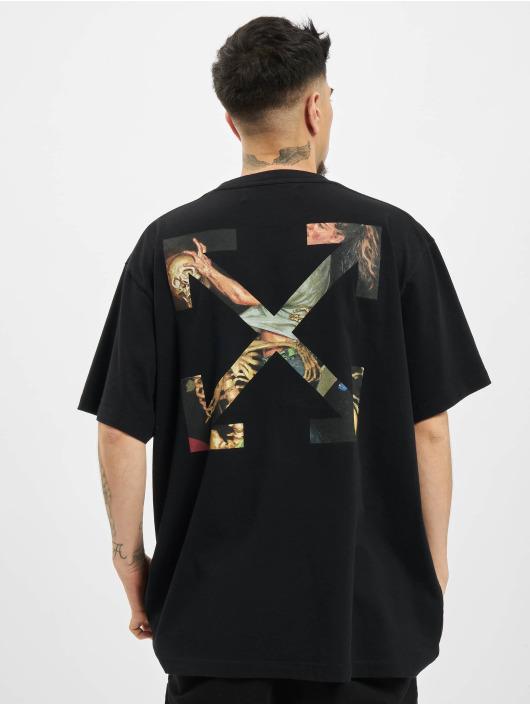 Off-White T-shirt Off svart