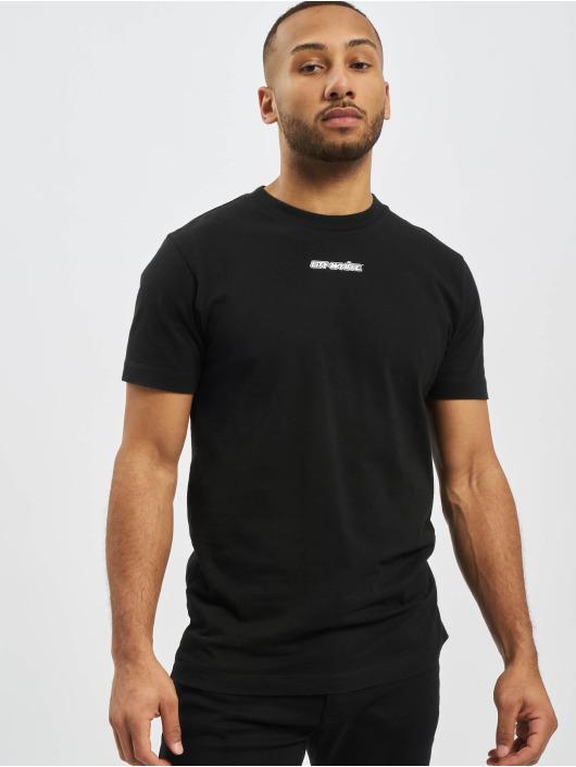 Off-White T-shirt Marker S/S Over svart