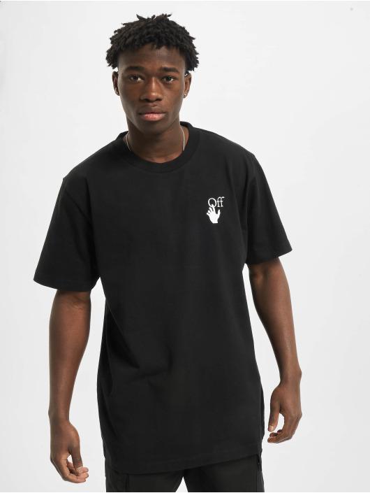 Off-White T-shirt Agreement S/S svart