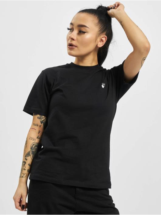 Off-White T-shirt Flock Arrow Casual svart