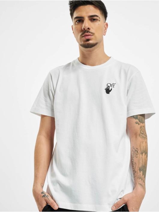 Off-White T-shirt Off vit