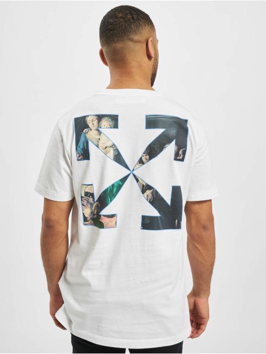 Off-White T-shirt Carvag Painting S/S vit