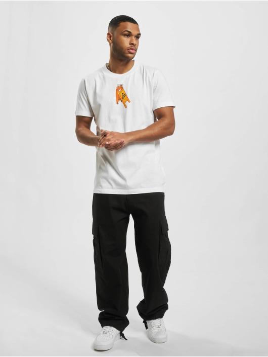Off-White T-shirt Pascal Skeleton S/S vit