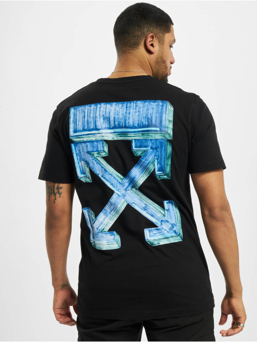Off-White T-Shirt Marker S/S Over weiß