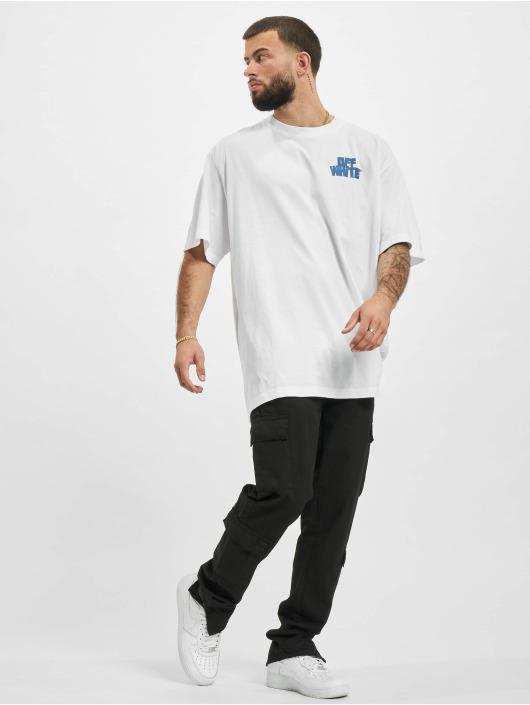 Off-White T-Shirt Hands Arrows Slim weiß