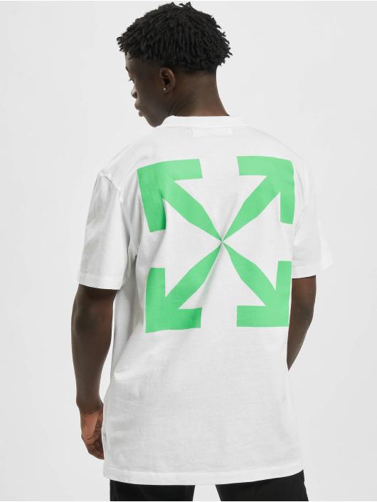Off-White T-Shirt Pascal Print S/S white