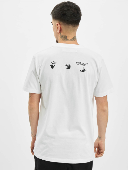 Off-White t-shirt New Logo wit