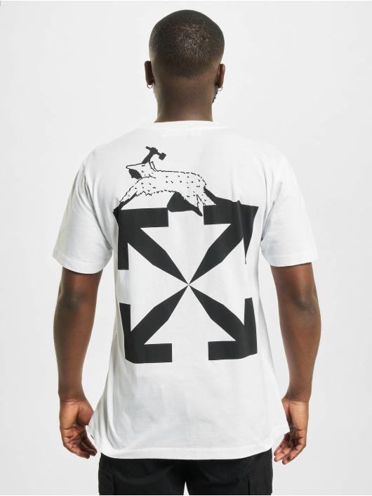 Off-White t-shirt World Caterpilla wit