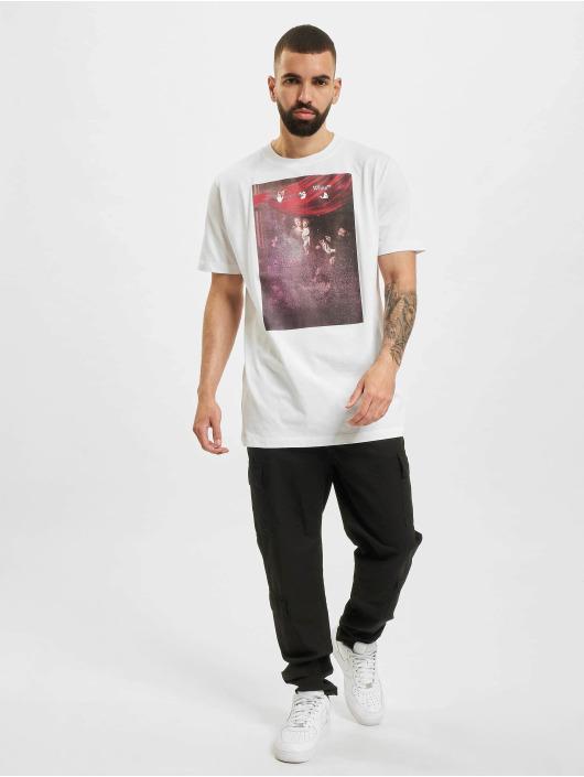Off-White t-shirt Sprayed Caravagg S/S Slim wit