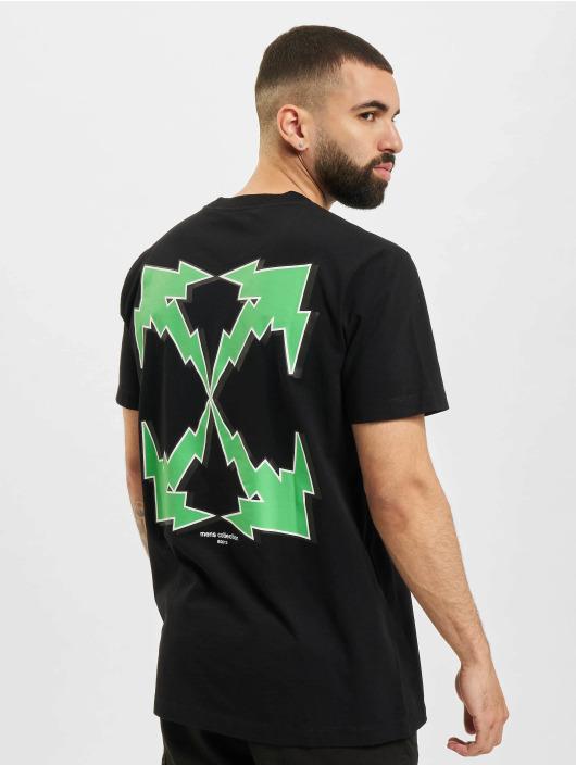 Off-White t-shirt Bolt Arrow S/S Slim zwart