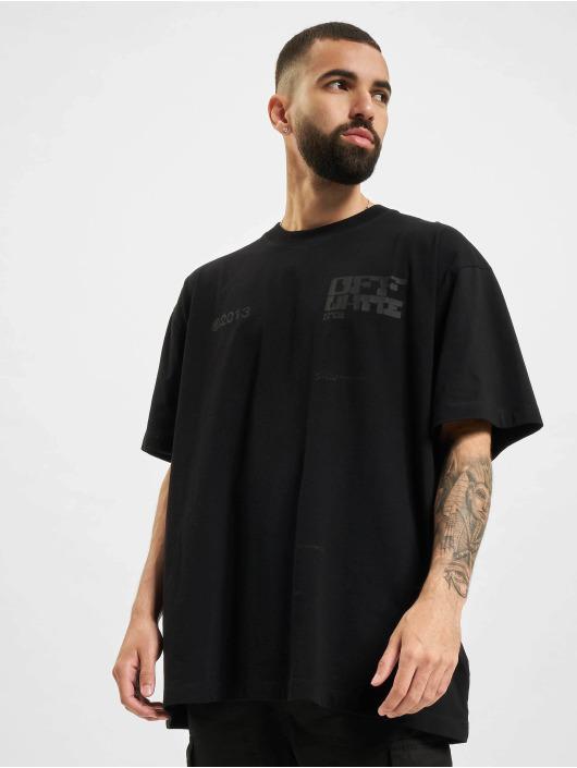 Off-White t-shirt Tech Marker zwart