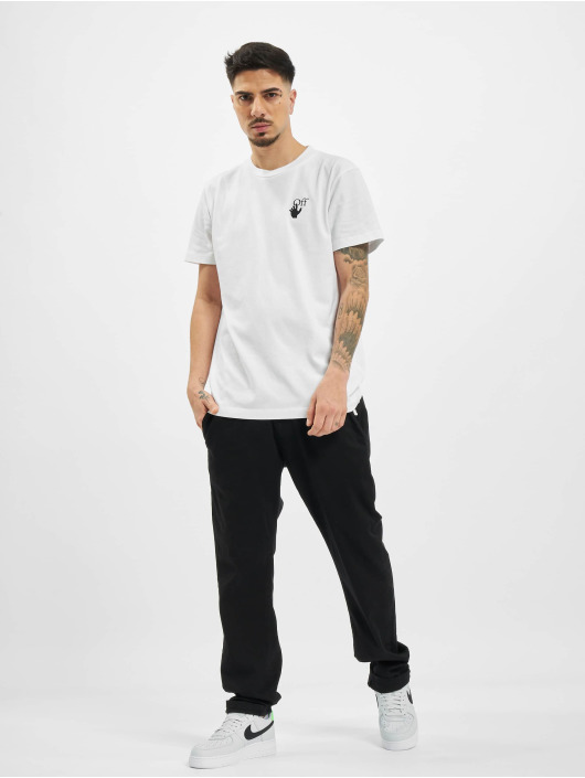 Off-White T-shirts Off hvid