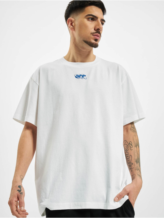 Off-White T-shirts Mirko First hvid