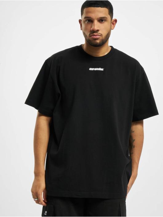Off-White T-Shirty Marker S/S czarny