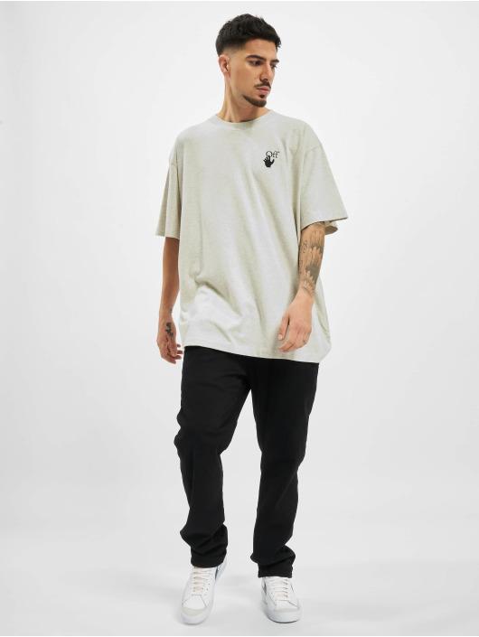 Off-White T-skjorter Agreement grå