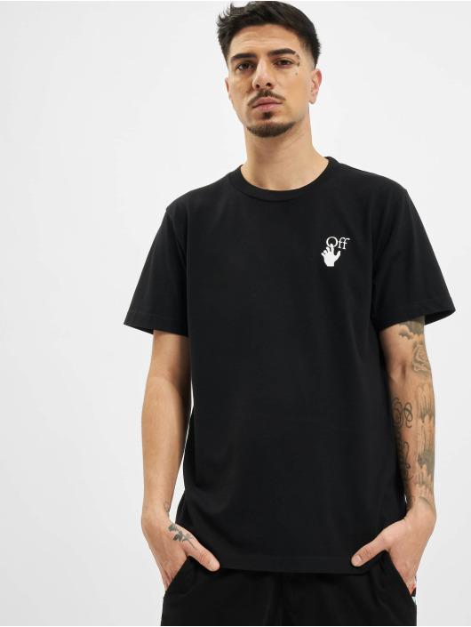 Off-White T-skjorter Off svart
