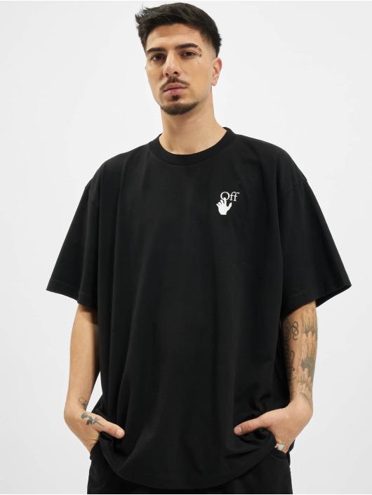 Off-White T-skjorter Agreement svart