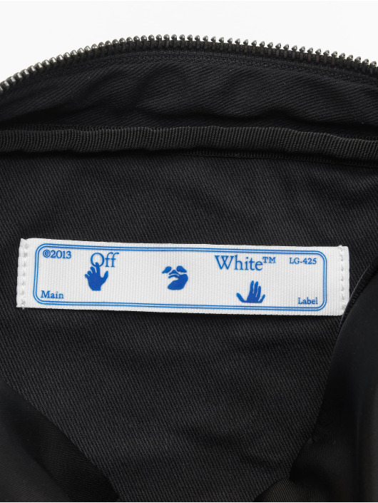Off-White Taske/Sportstaske Logo sort