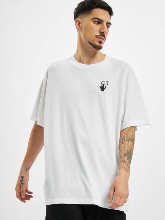 Off-White Tričká Off biela