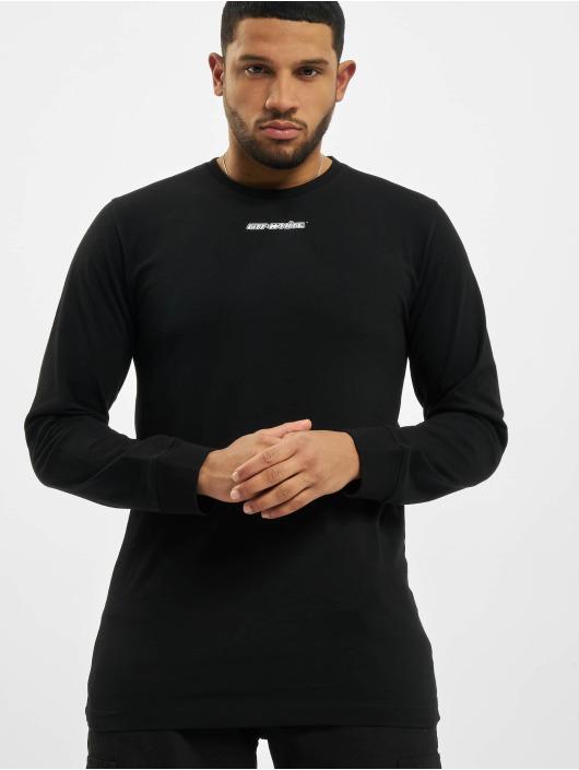 Off-White Tričká dlhý rukáv Marker Arrow èierna