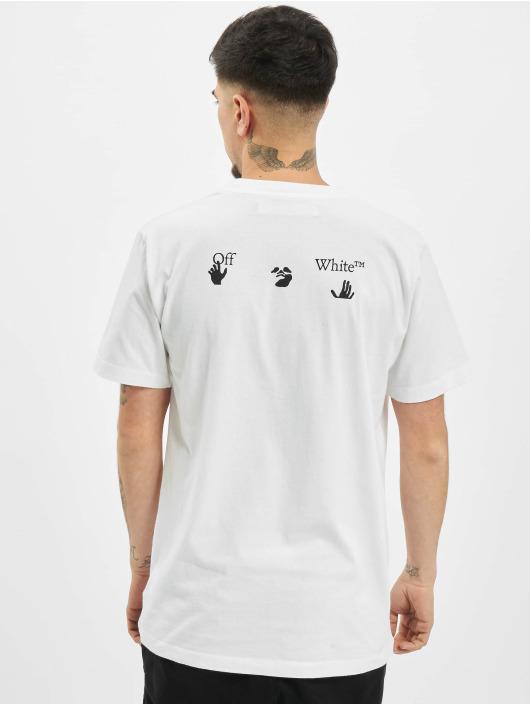 Off-White Trika New Logo bílý