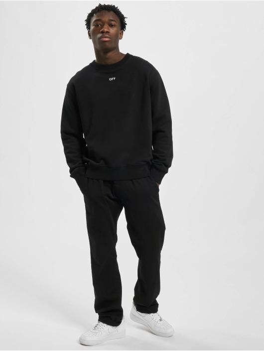 Off-White trui Stencil zwart
