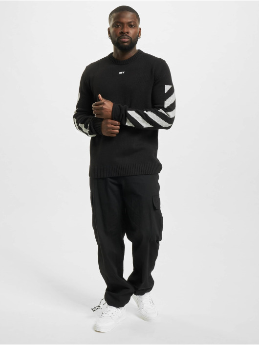 Off-White trui Arrow zwart
