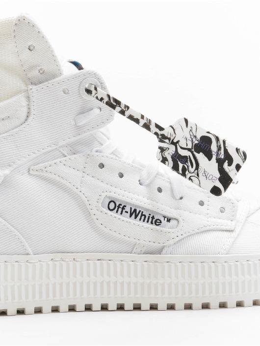 Off-White Zapatillas de deporte Court Canvas blanco