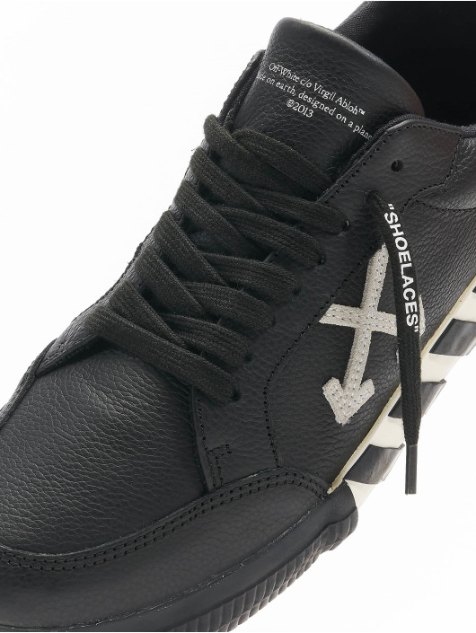 Off-White Zapatillas de deporte Low Vulc negro