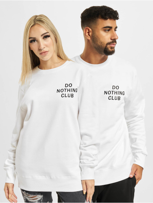 On Vacation Maglia Do Nothing Club bianco