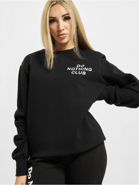 On Vacation Sweat & Pull Do Nothing Club noir