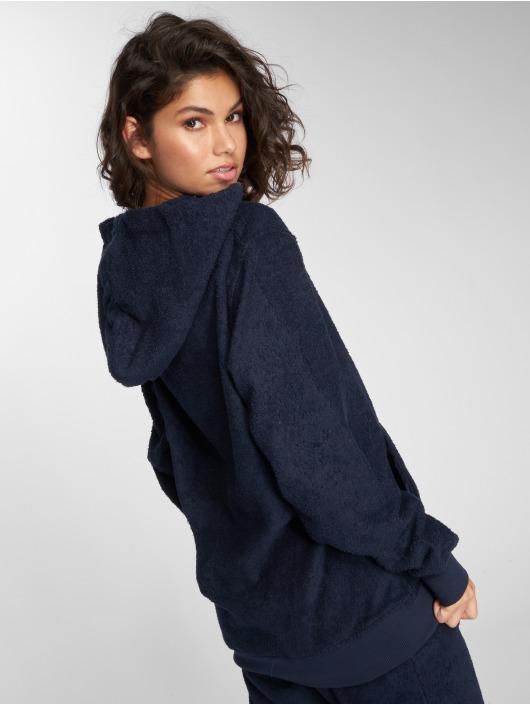 Onepiece Bluzy z kapturem Towel niebieski