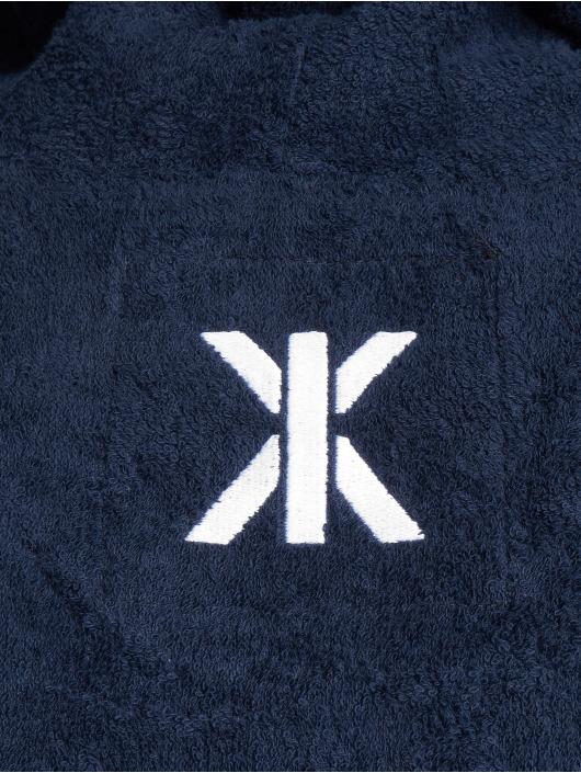 Onepiece Hoodies Towel blå