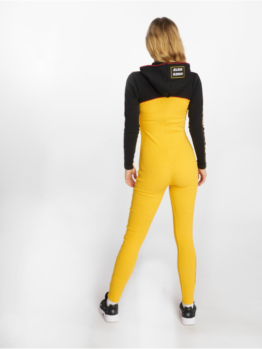 Onepiece Jumpsuits Pit Crew gul