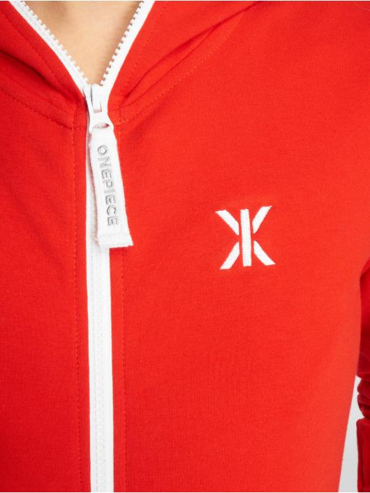 Onepiece Jumpsuits Original Slim red