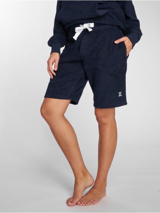 Onepiece Short Towel blue