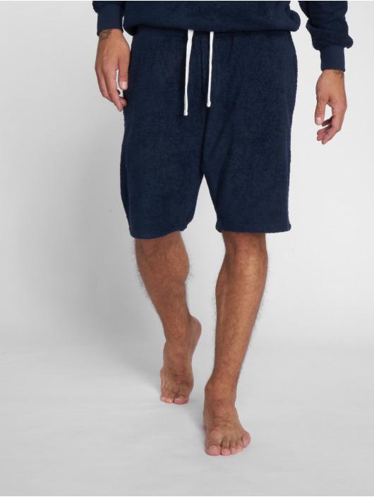 Onepiece Shorts Towel blau