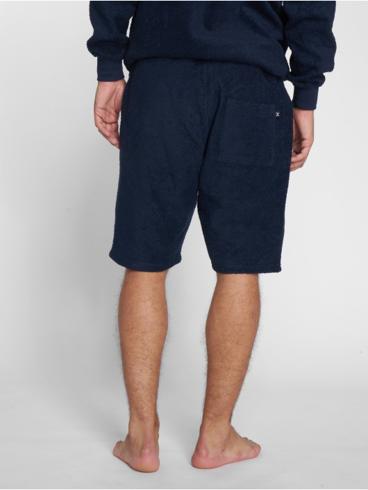Onepiece shorts Towel blauw