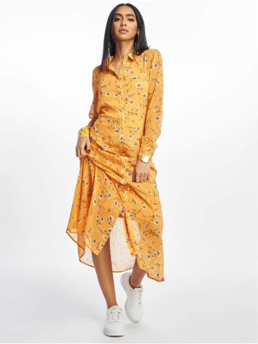 Only Šaty onlSheena oranžová