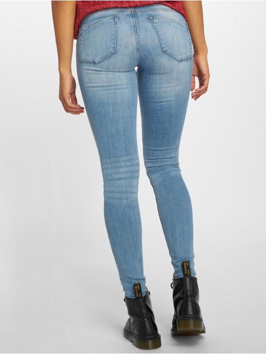 Only Облегающие джинсы onlCarmen синий