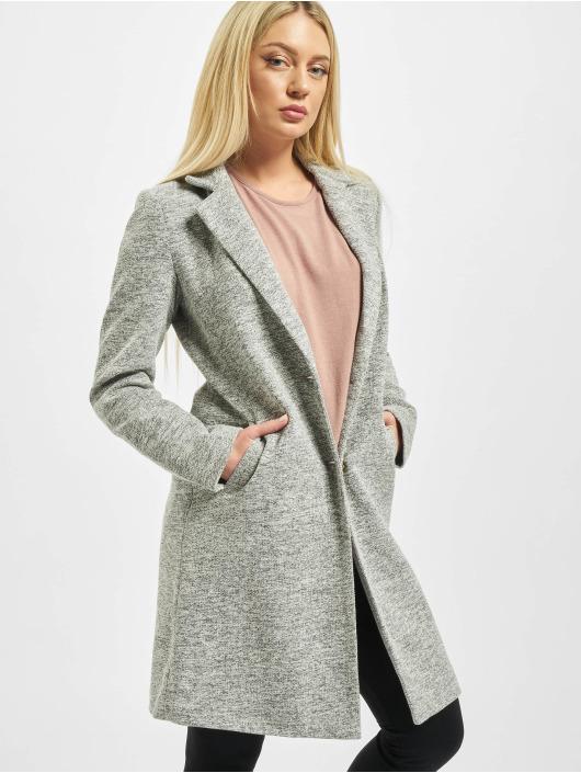 Only Пальто onlCarrie серый