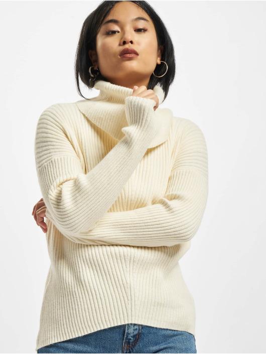 Only Пуловер Katia бежевый