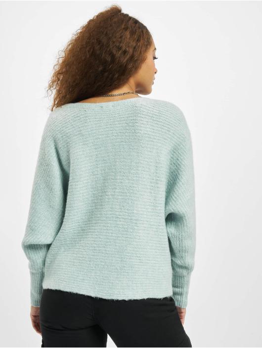 Only Пуловер onlDaniella бирюзовый