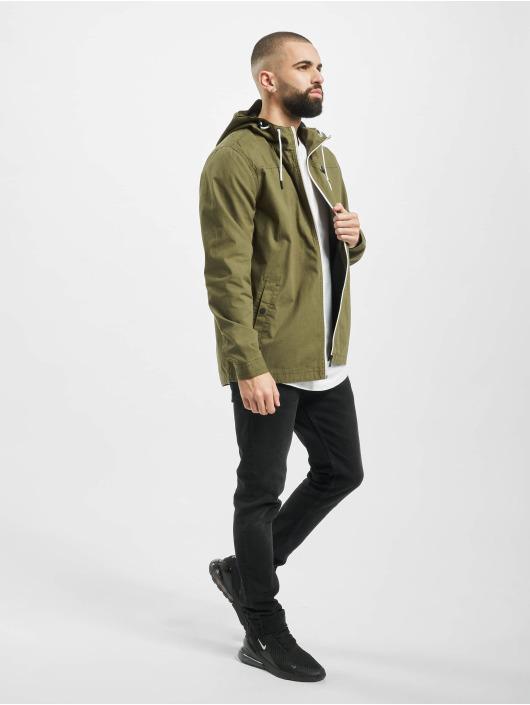 Only & Sons Демисезонная куртка onsAsbjorn оливковый